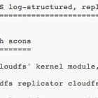 Cloudfs