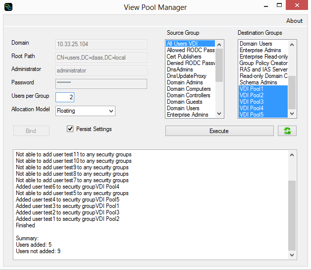 view-pool-manager