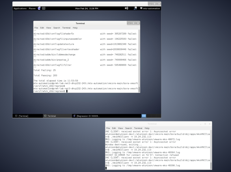 VNC Server and VNC Client | VMware Labs